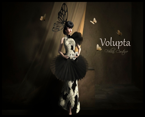 VOLUPTE by Fellini Couture